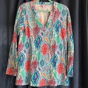 Lilly Pulitzer Coverup/Tunic